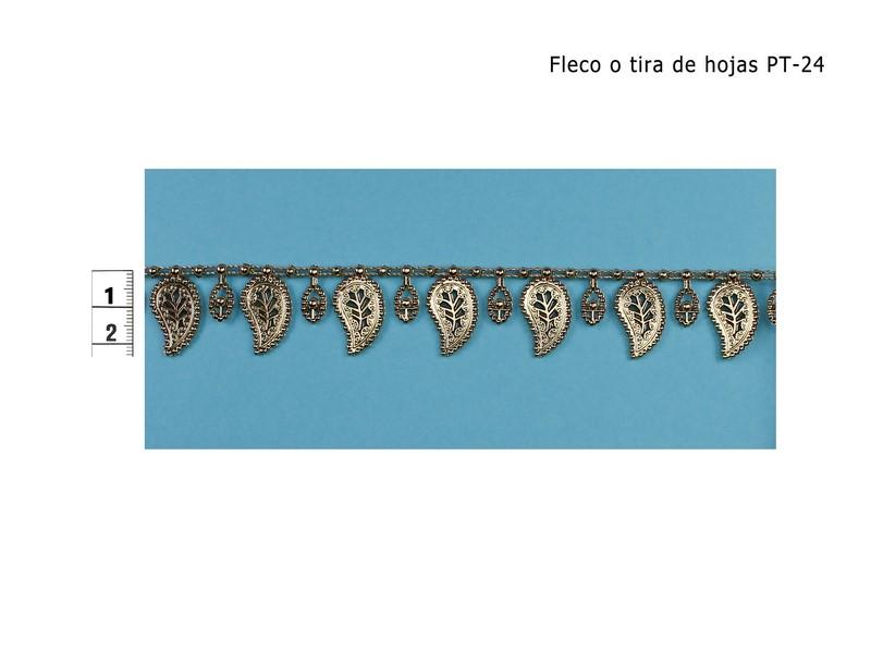 FLECO O TIRA DE HOJAS PT-24