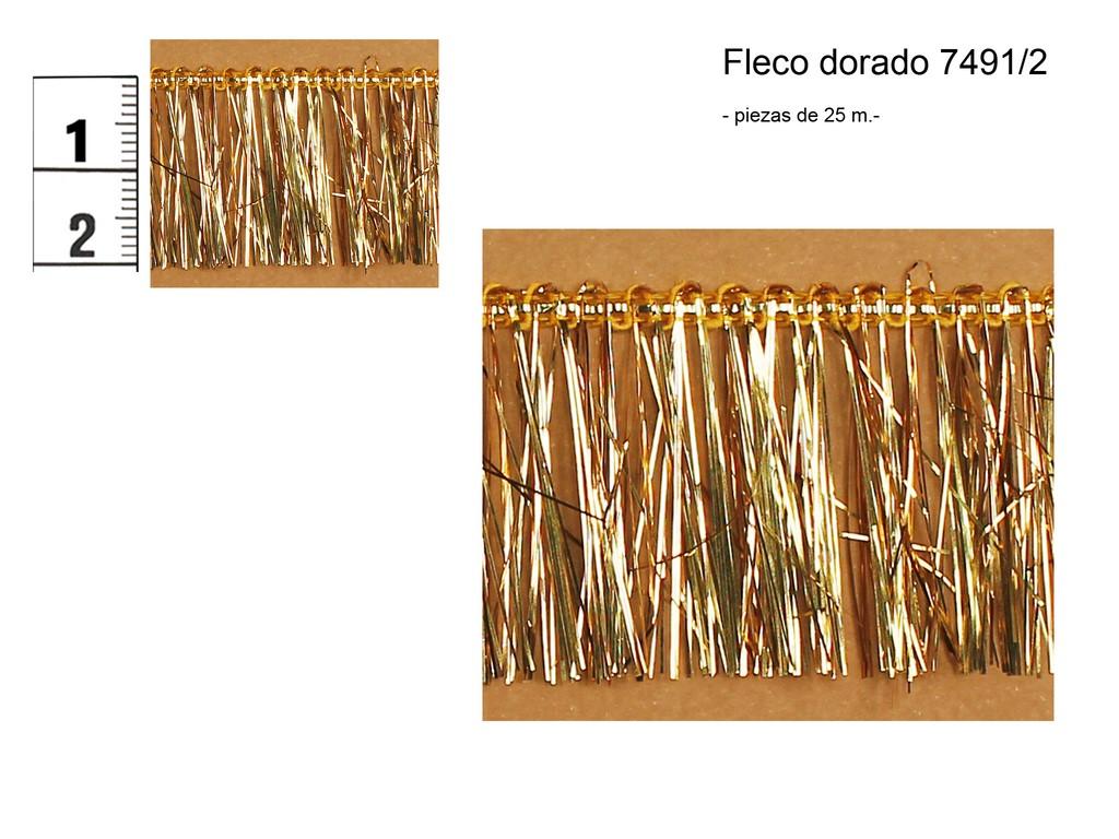 FLECO DORADO 7491/2