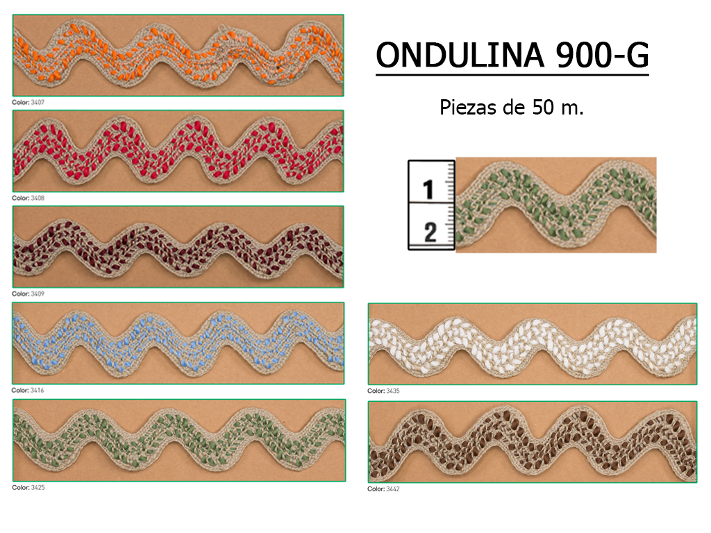 ONDULINA 900-G