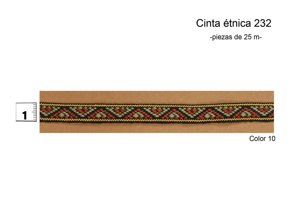 Cinta étnica 232