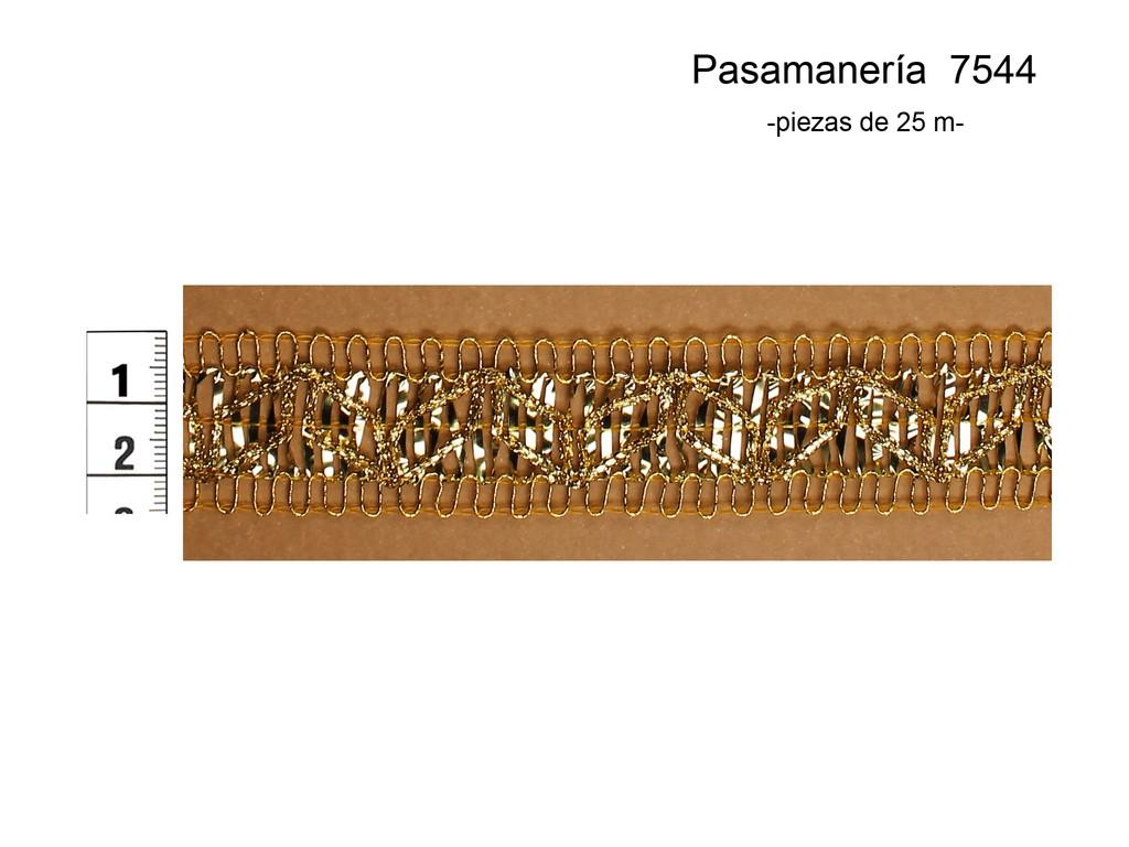 PASAMANERÍA 7544