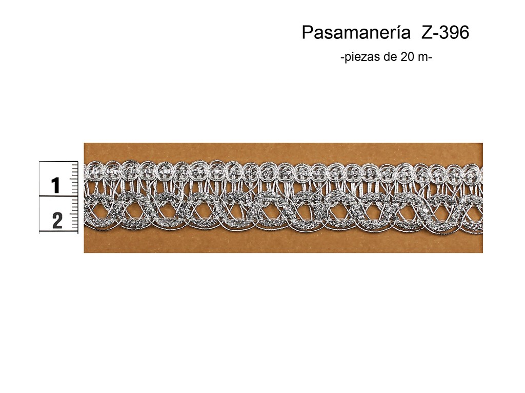 PASAMANERÍA Z-396
