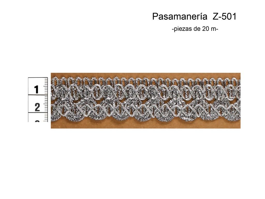 PASAMANERÍA Z-501