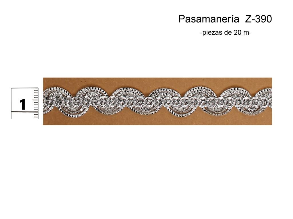 PASAMANERÍA Z-390