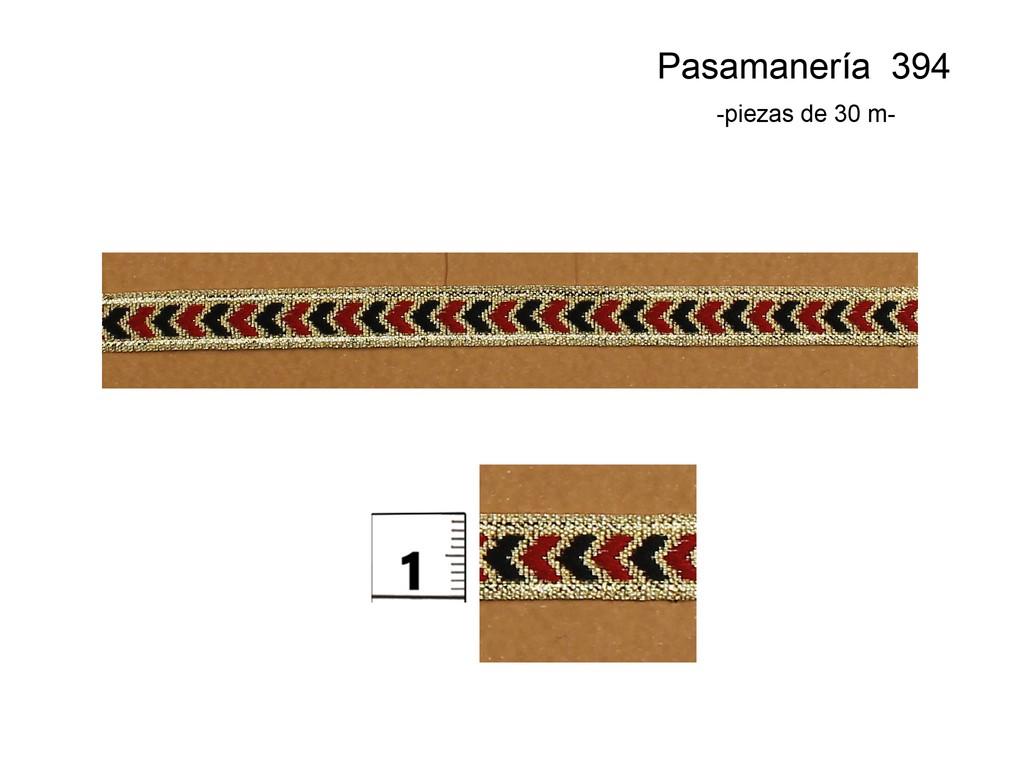 PASAMANERÍA 394