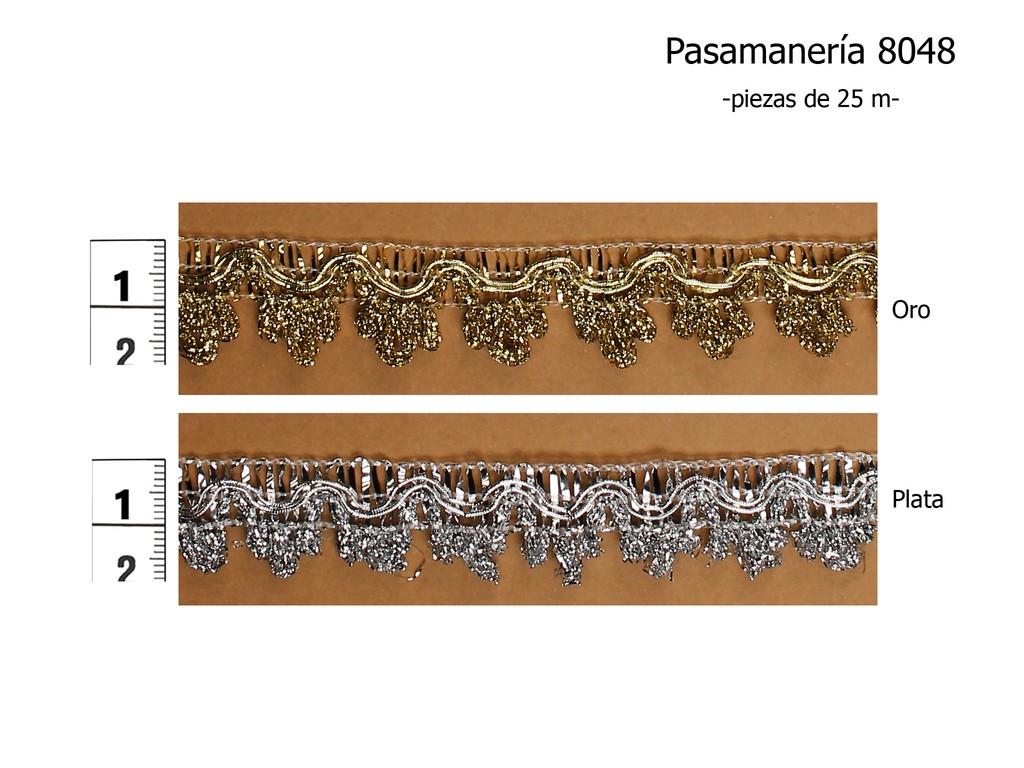 PASAMANERÍA 8048