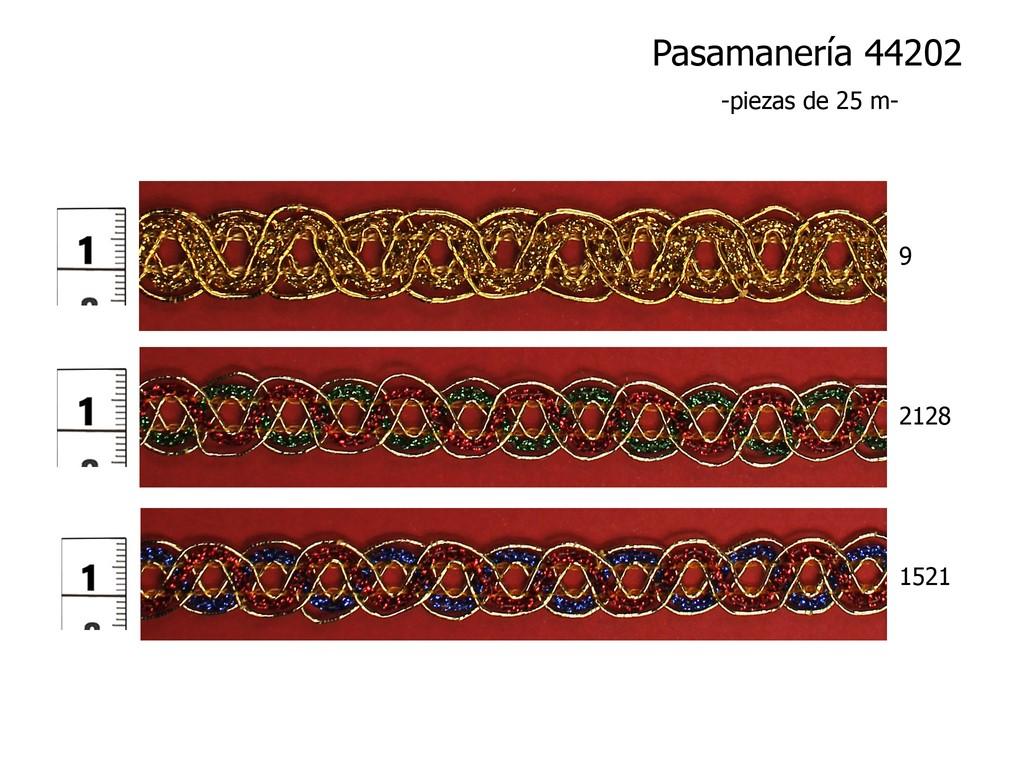 PASAMANERÍA 44202