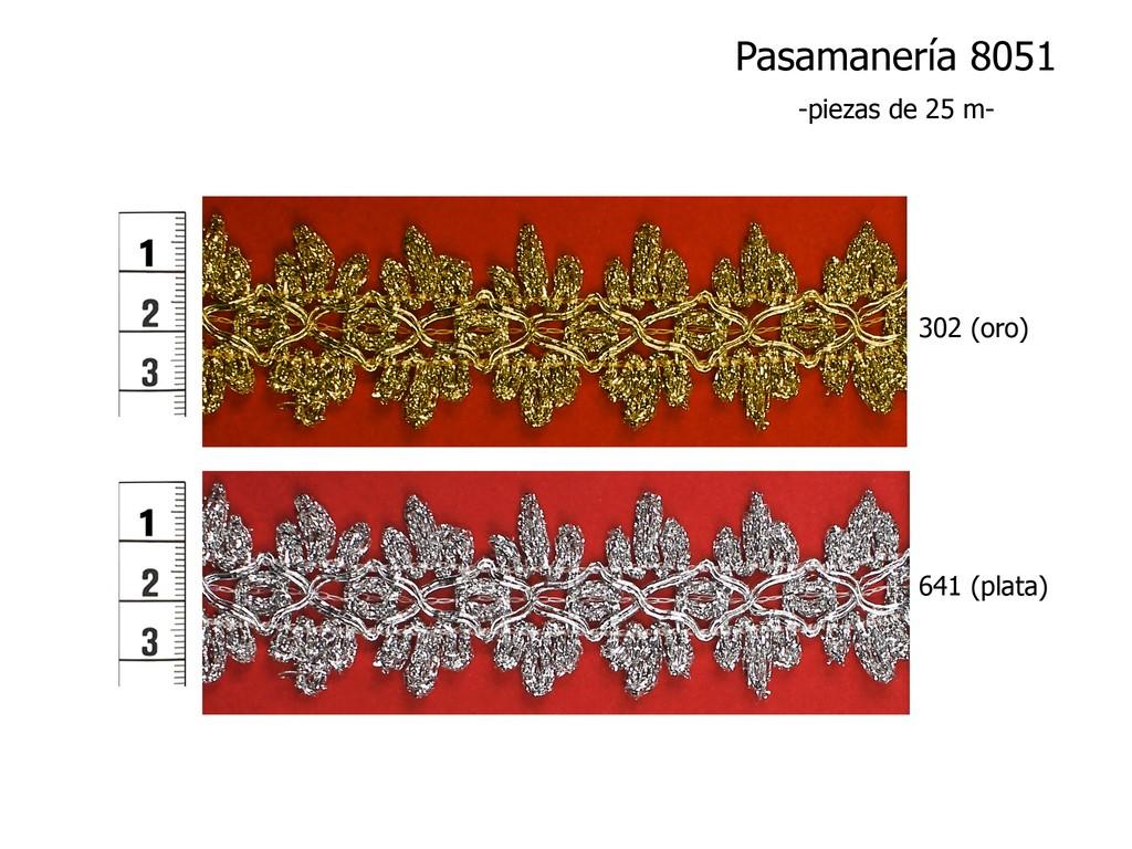 PASAMANERÍA 8051