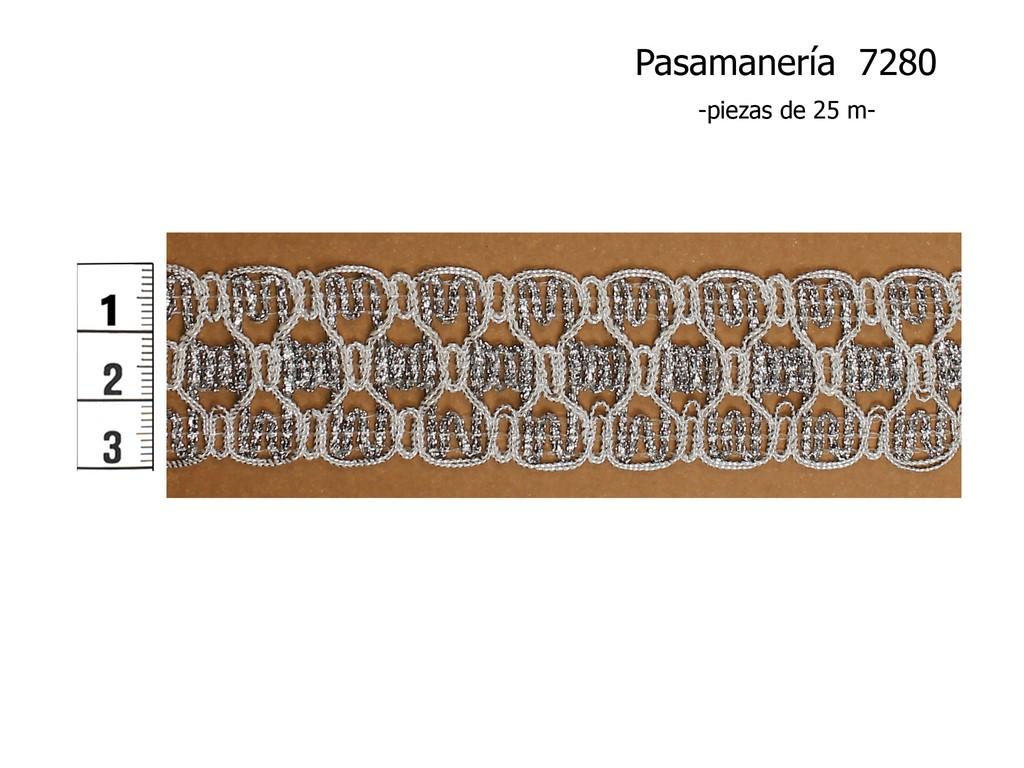 PASAMANERÍA 7280