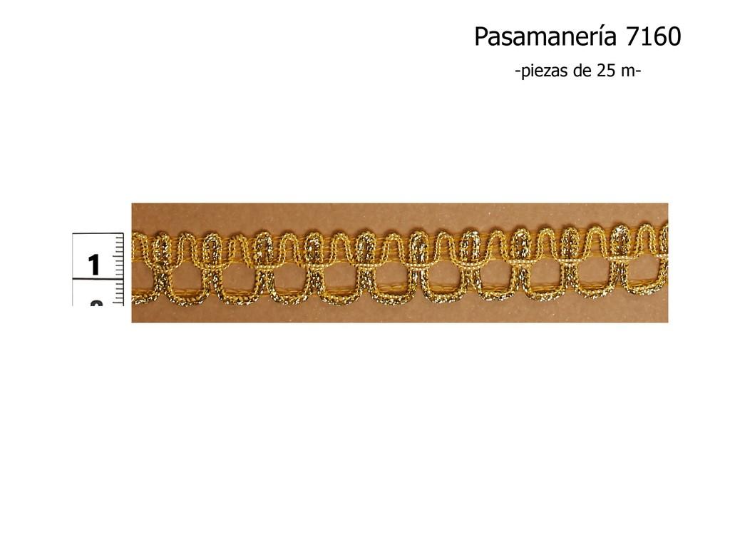 PASAMANERÍA 7160