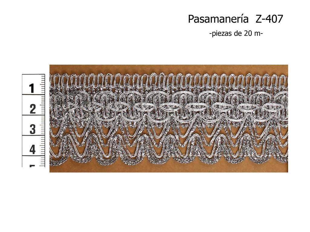Pasamaneria Z-407
