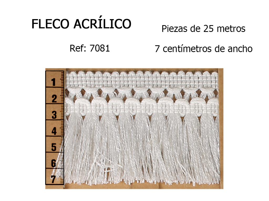 FLECO ACRILICO 7081