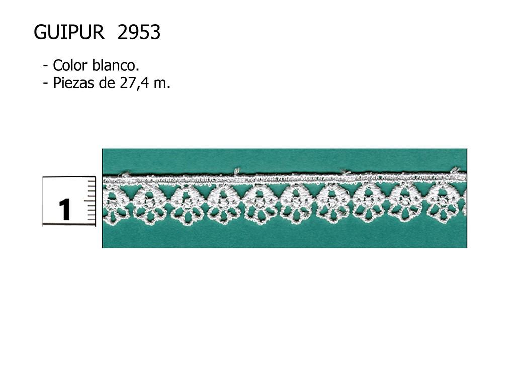 Guipur 2953