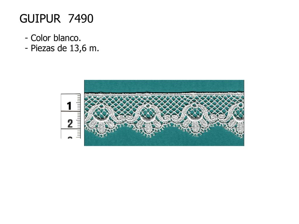 Guipur 7490