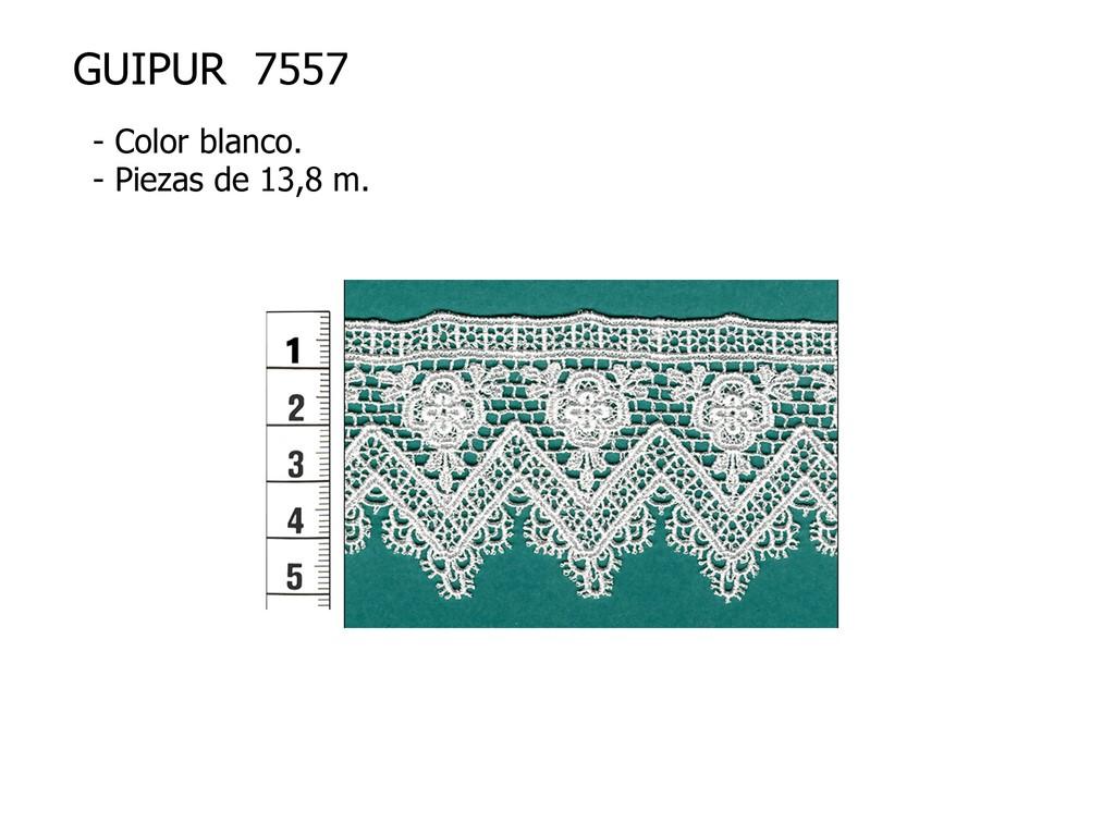 Guipur 7557