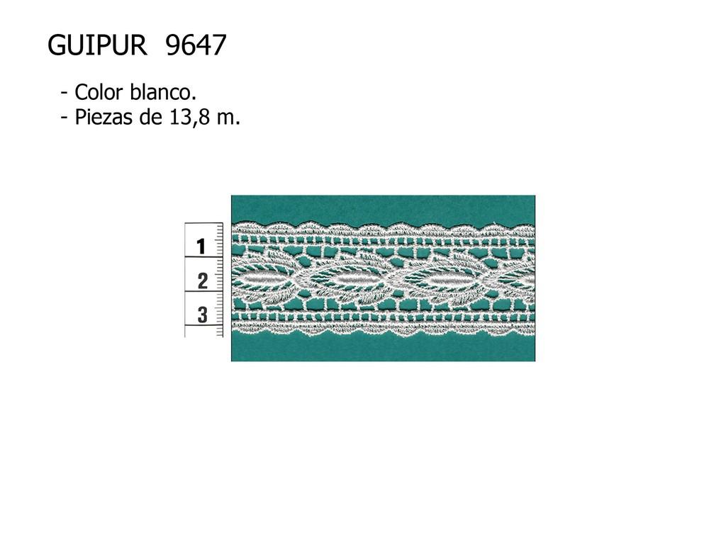 Guipur 9647