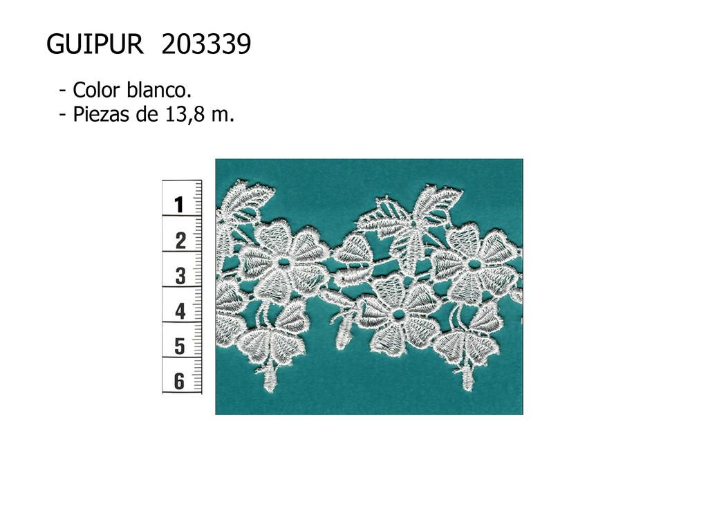 Guipur 203339