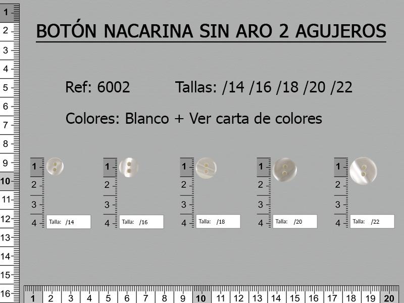 BOTONES NACARINA 6002