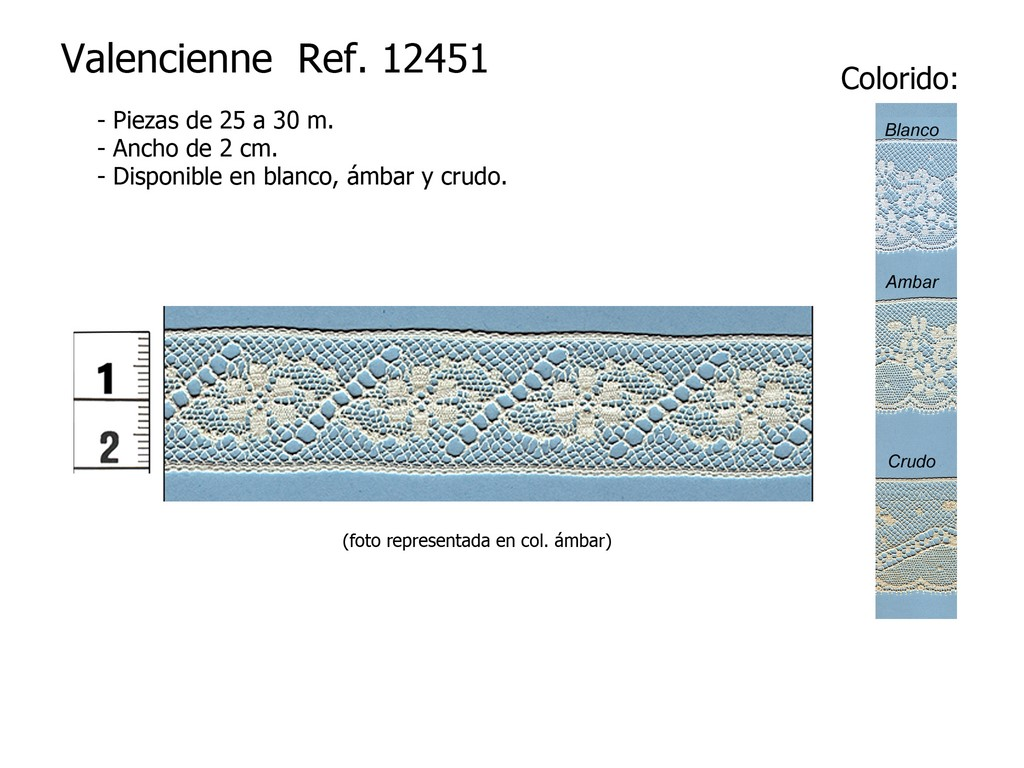 Valencienne 12451