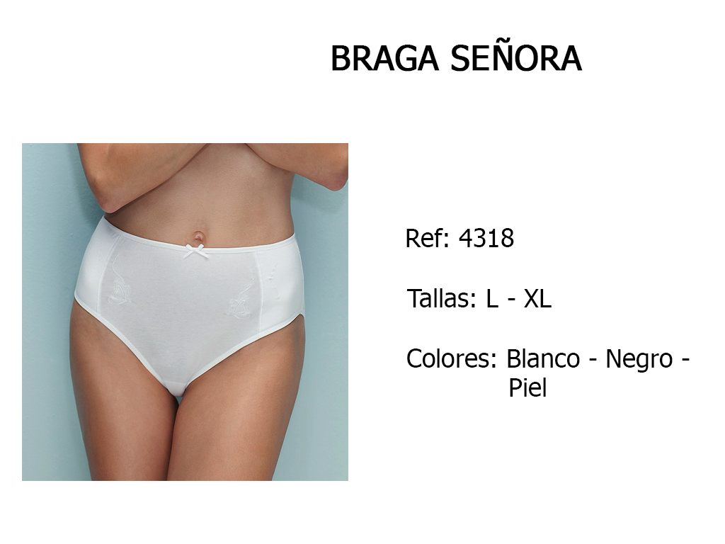 BRAGA 4318