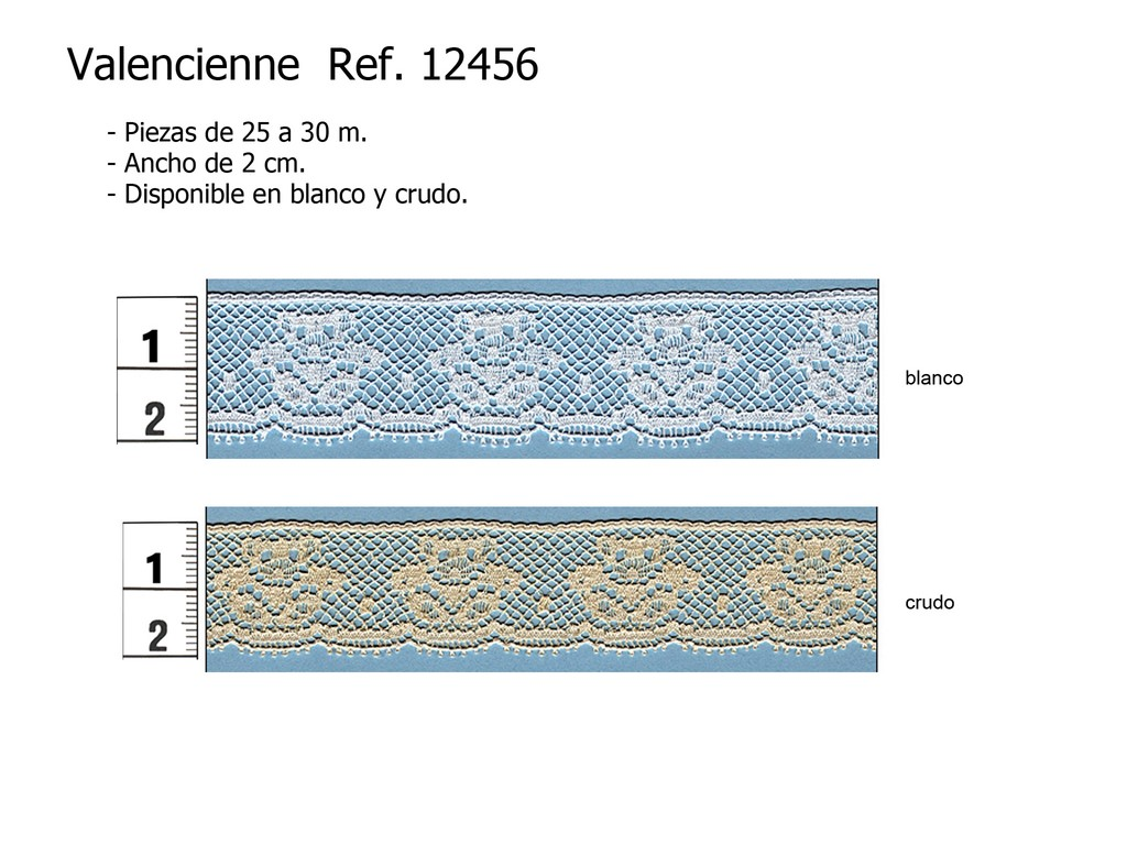 Valencienne 12456