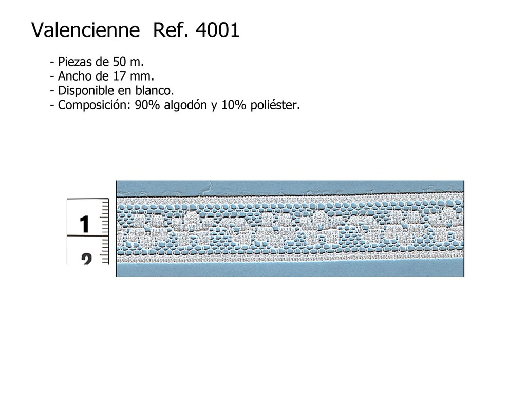 Valencienne 4001
