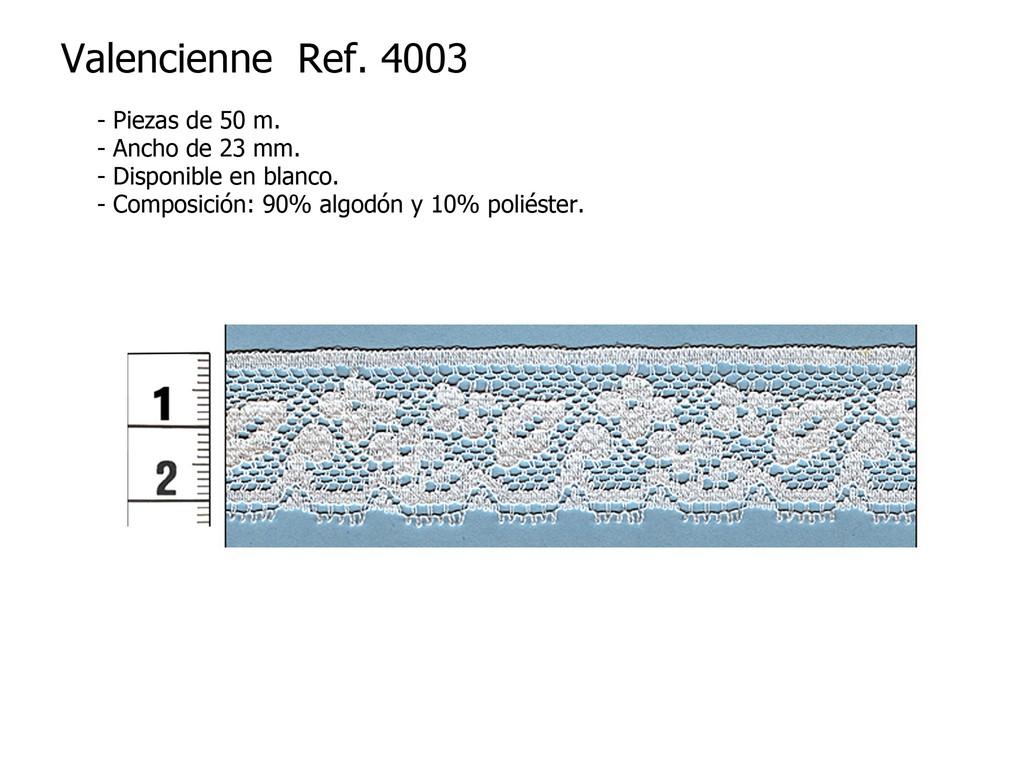 Valencienne 4003