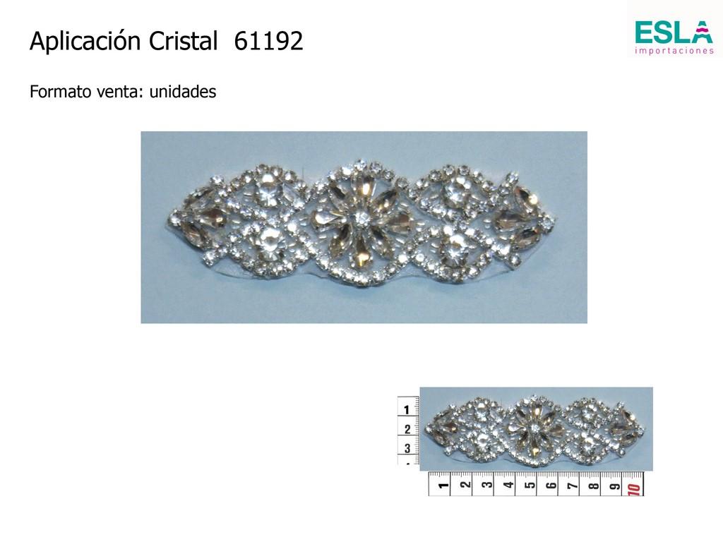 Aplicación cristal 61192