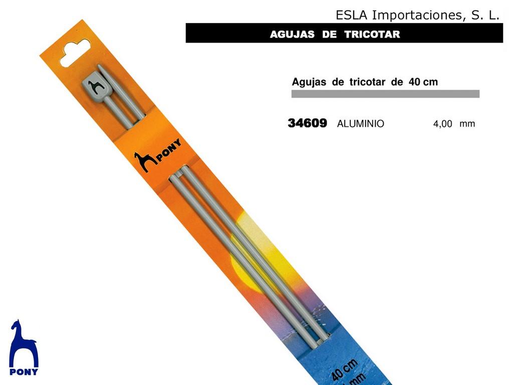 Aguja tricotar 34609