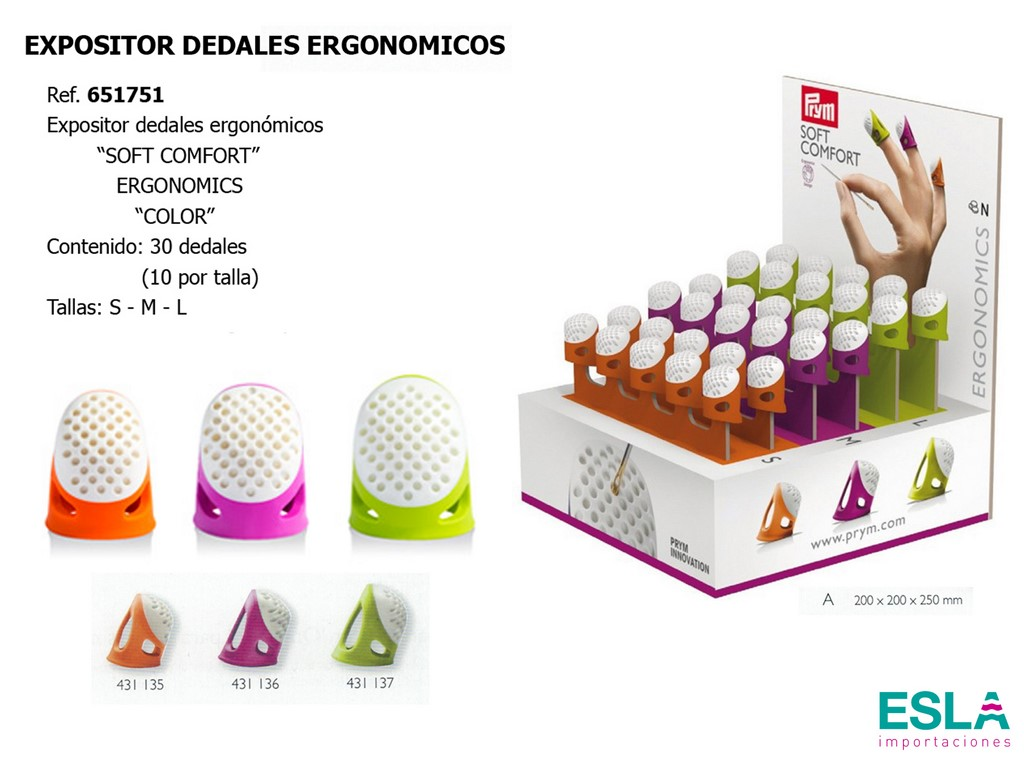 Expositor dedales 651751