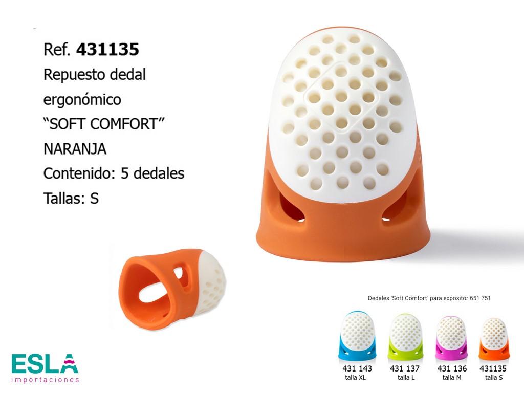 Dedal ergonomico talla S 431135