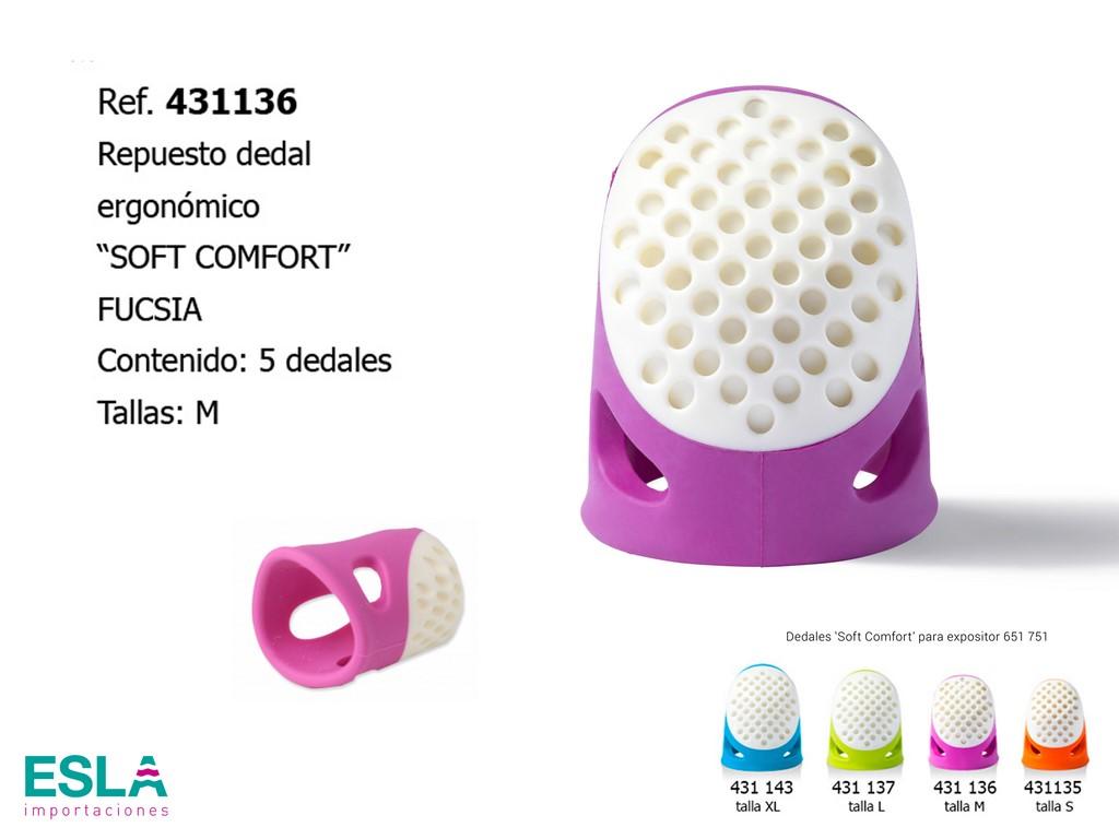 Dedal ergonomico talla M 431136