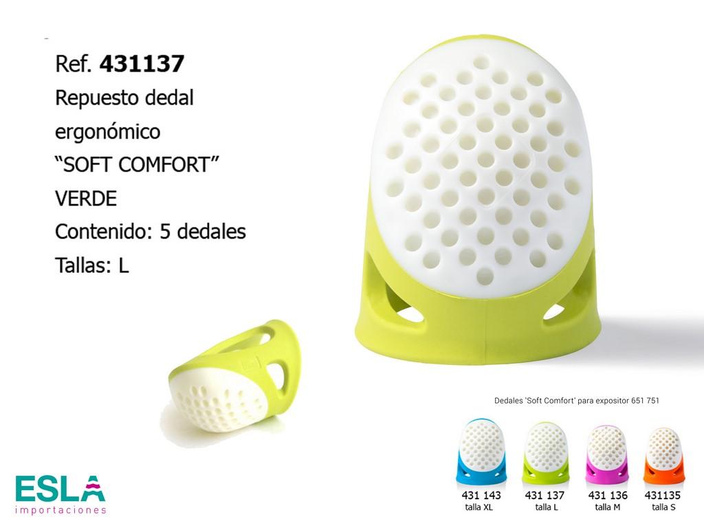 Dedal ergonomico talla L 431137