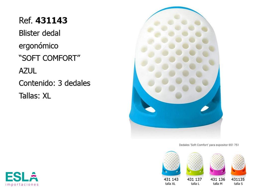 Dedal ergonomico talla XL 431143