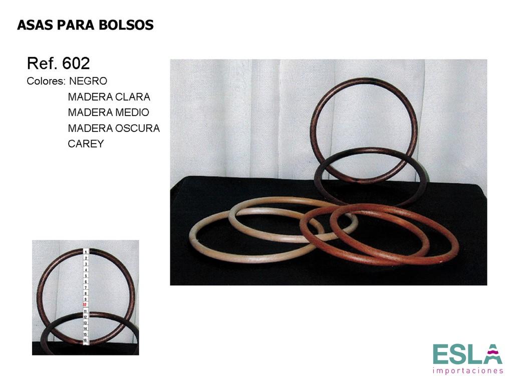 ASAS PARA BOLSOS 602