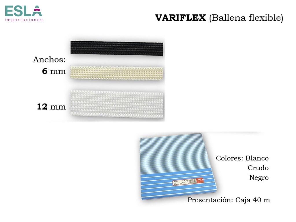 BALLENA FLEXIBLE VARIFLEX