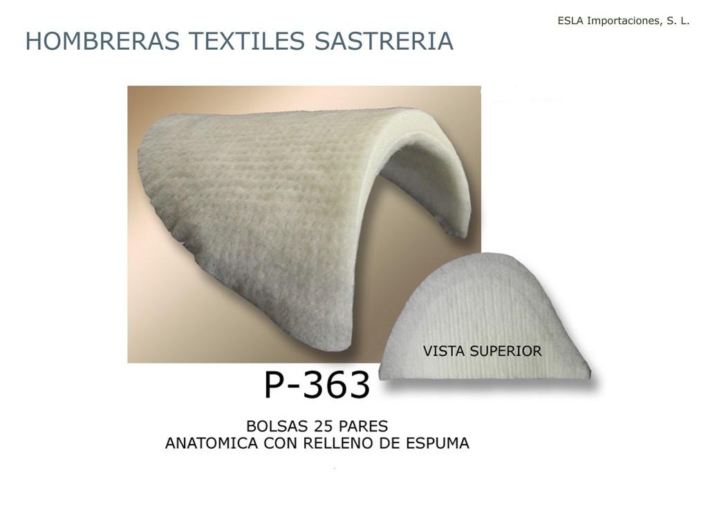 Hombrera textil sastreria P-363