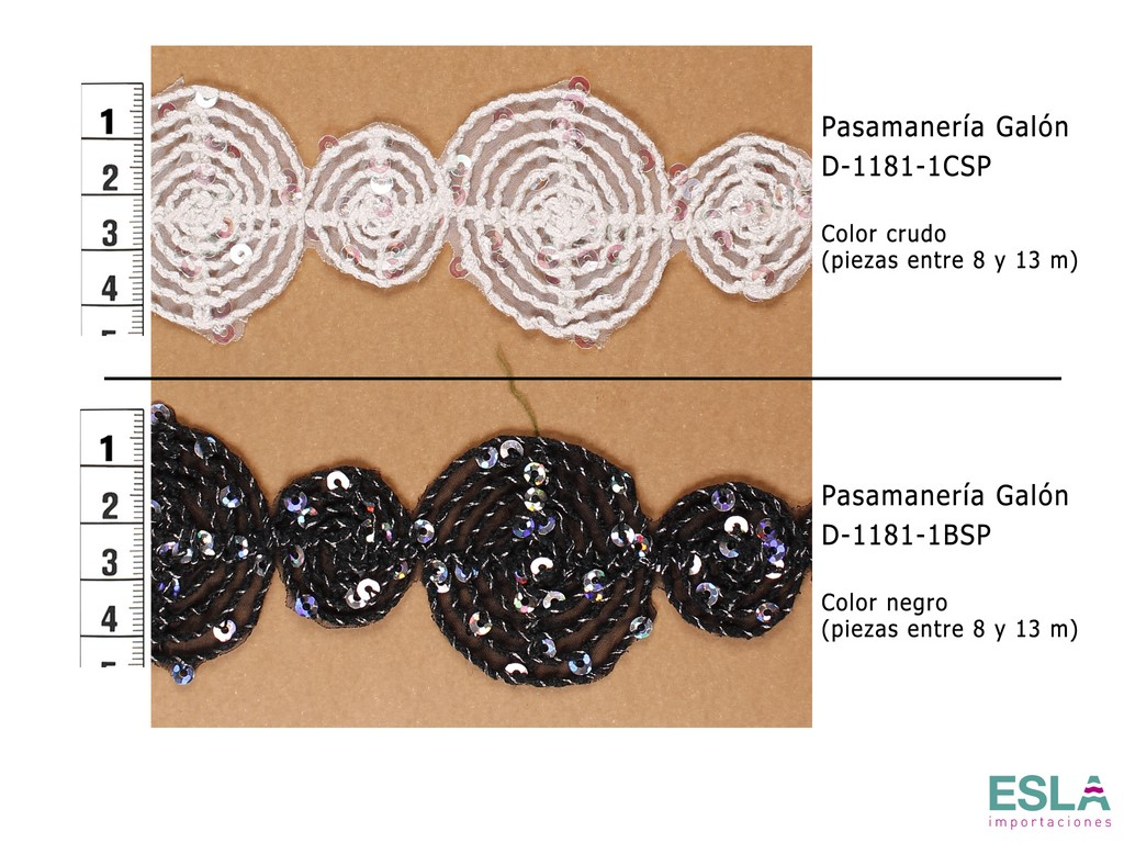 GALON D-1181-1CSP , D-1181-1BSP