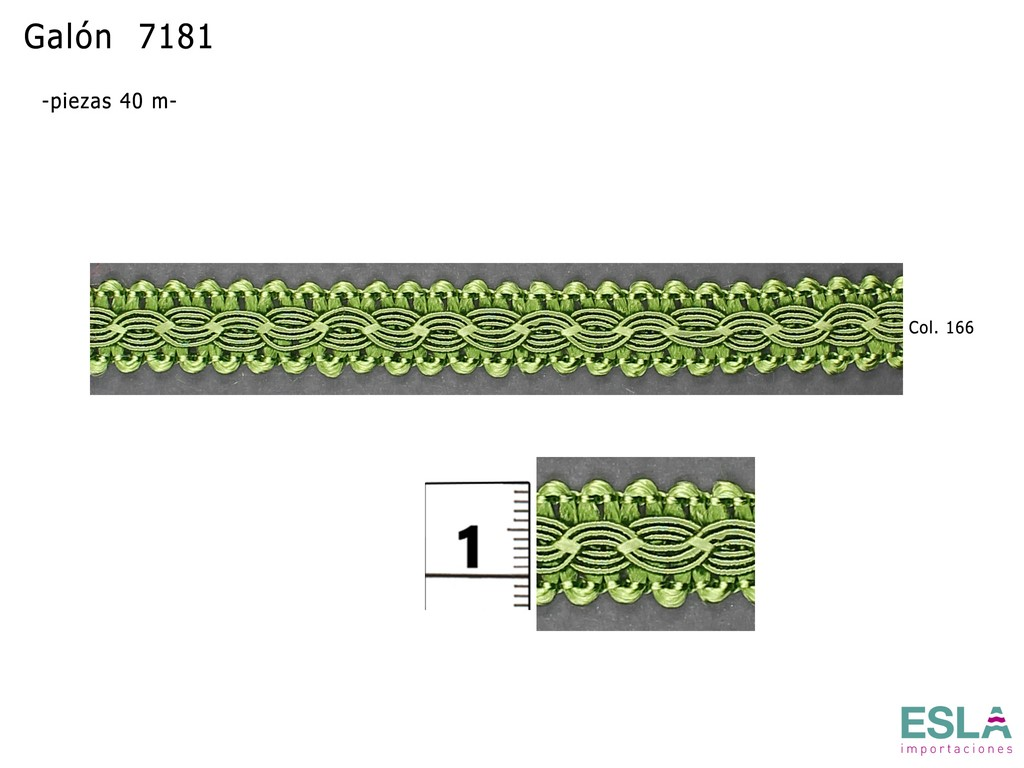 GALON 7181