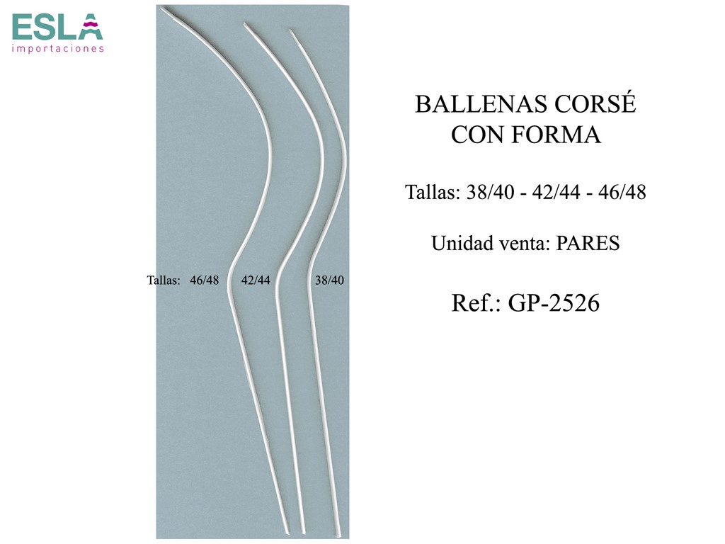 BALLENAS CORSE GP-2526