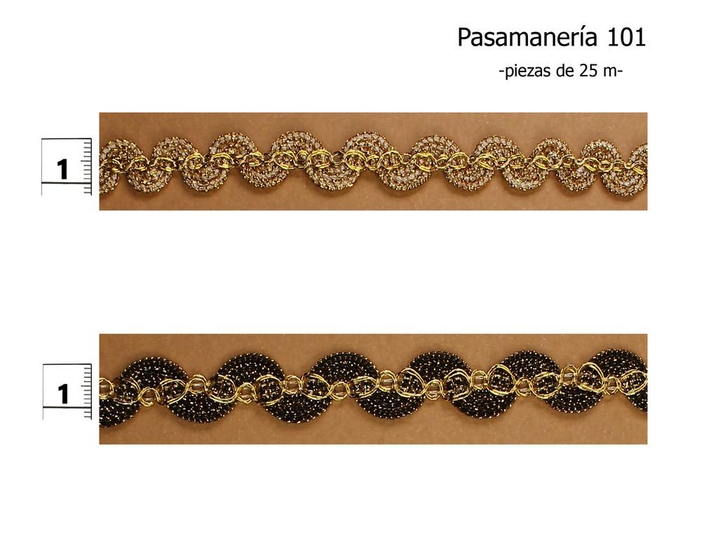 PASAMANERÍA 101