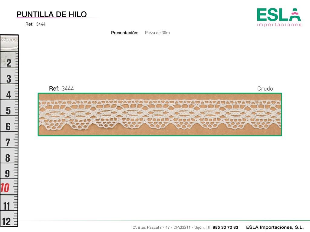 PUNTILLA HILO 3444