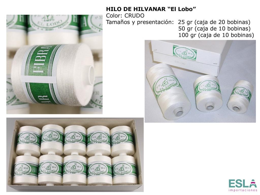 HILO HILVANAR EL LOBO