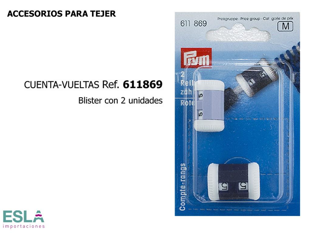 CUENTA VUELTAS 611869
