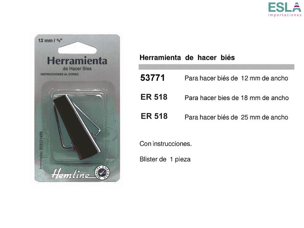 HERRAMIENTA HACER BIES 53771 Y ER-518