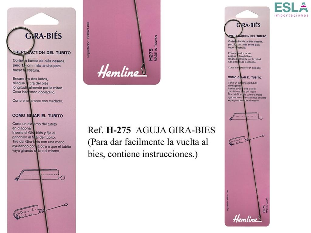 AGUJA GIRA BIES H-275