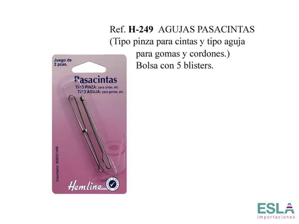 AGUJA PASACINTAS H-249