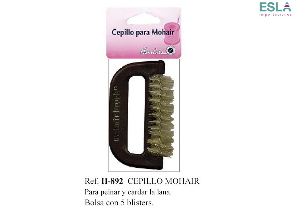 CEPILLO PARA MOHAIR H-892