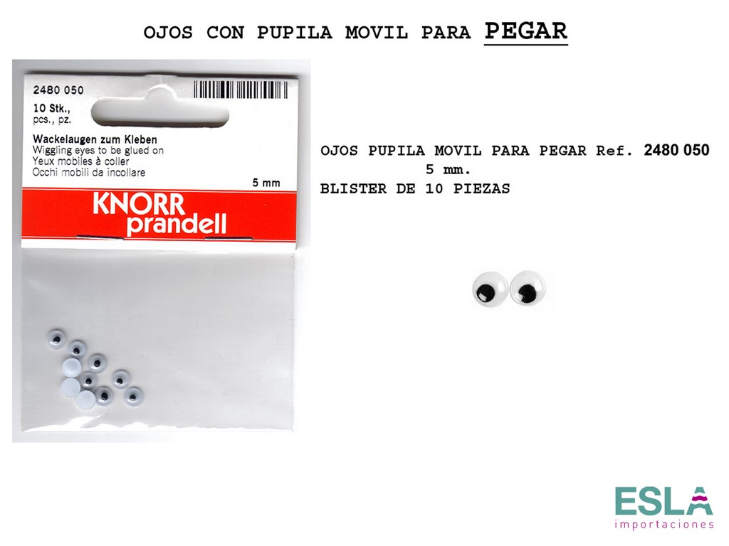 OJOS CON PUPILA MOVIL PARA PEGAR 2480050