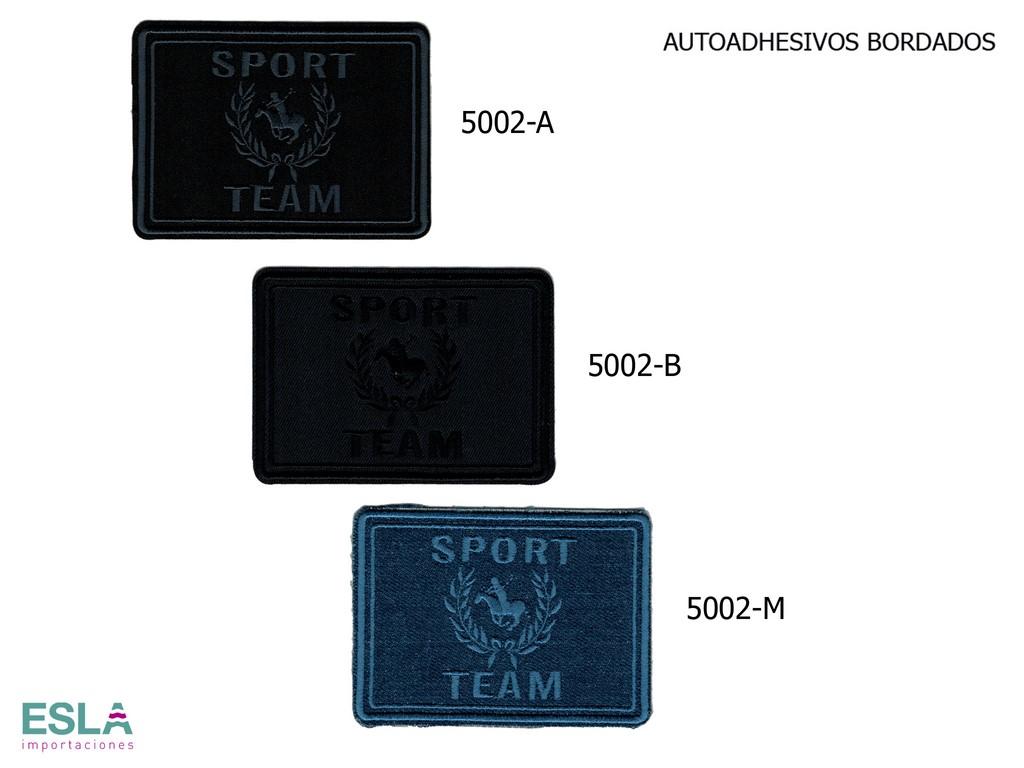 AUTOADHESIVO BORDADO 5002